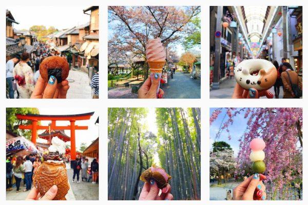 cohesive Instagram feed