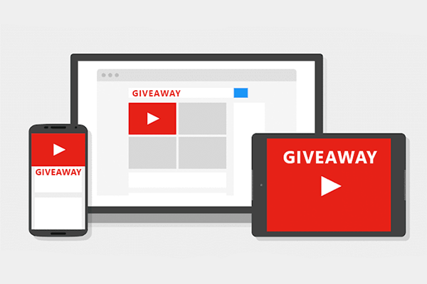 how to run a contest on youtube