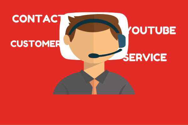 how to contact youtube customer support