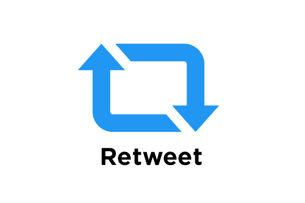 how to retweet on twitter