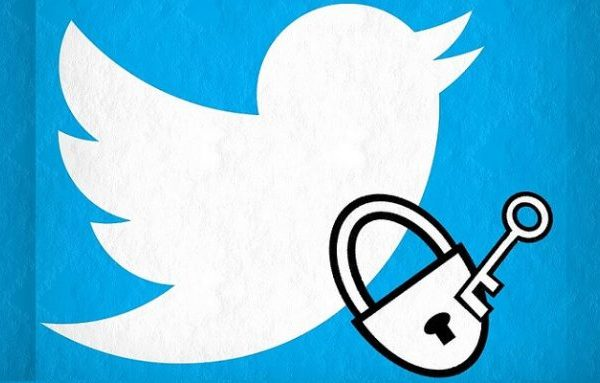 how to change you twitter profile password