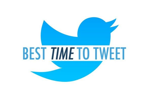 how to determine the best time to post on twitter