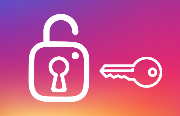 how to change your instagram profile password