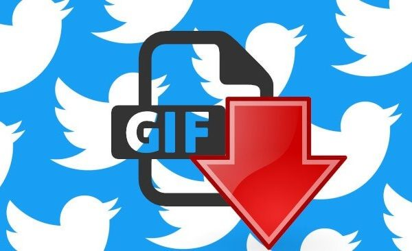 how to save and download any gif from twitter