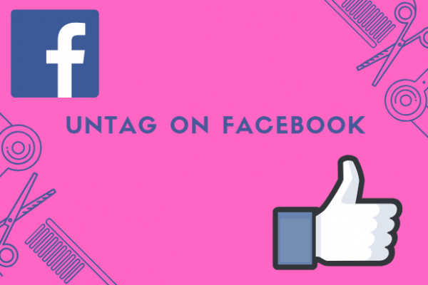 how to untag yourself from facebook posts