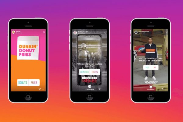 how to use polls in instagram stories