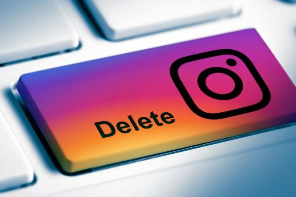 how to delete an instagram post