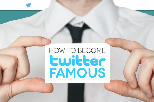 how to become famous on twitter 9-step guide
