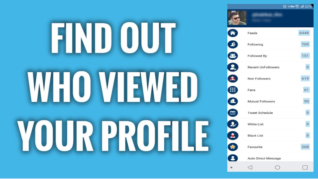 How To Find Out Who Viewed Your Twitter Profile