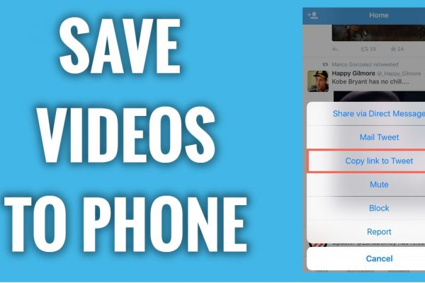 How to Save Twitter Videos to Your Smartphone
