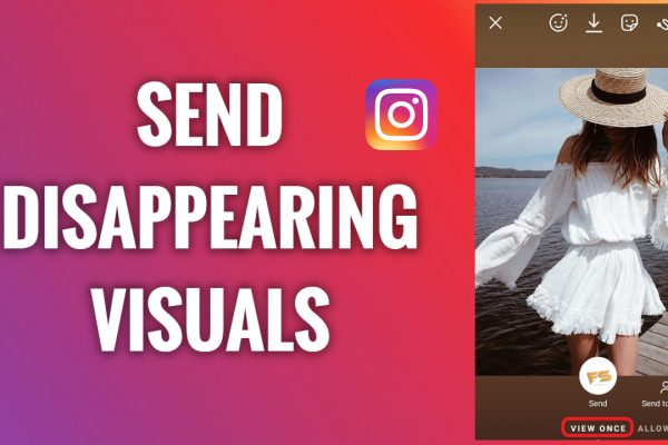 How to send disappearing photos and videos on Instagram