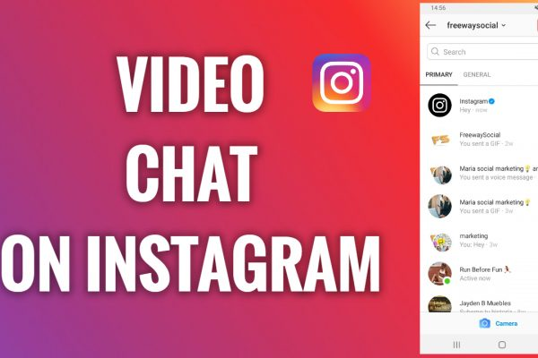 How to video chat on Instagram