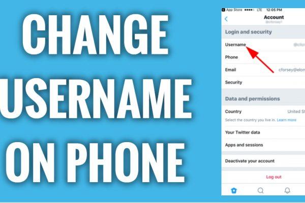 How to Change Twitter Username (Handle) on mobile