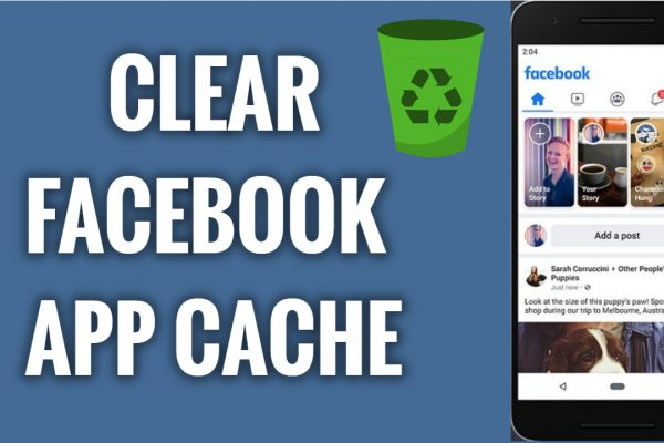 How to clear Facebook App cache