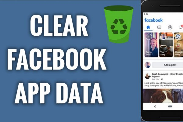How to clear Facebook App data