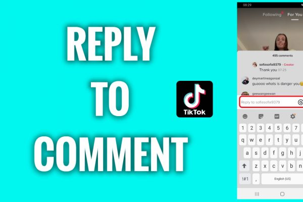 How to reply to a comment on TikTok