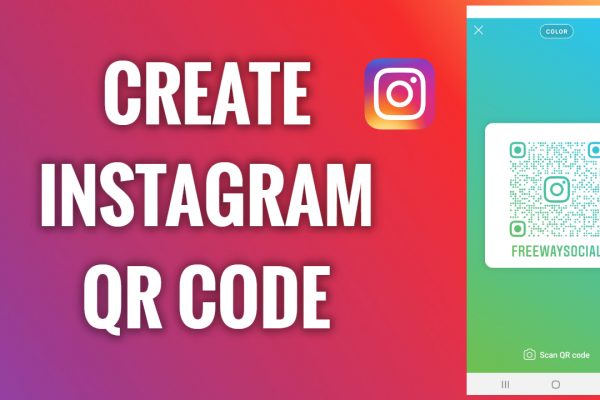 How to create Instagram QR code