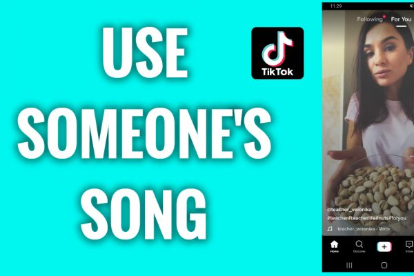 How to use someone's song on TikTok