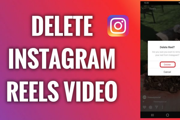 How to delete an Instagram Reels video