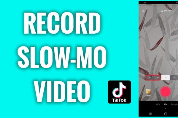 How to record a slow-mo video on TikTok
