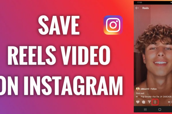 How to save someone's Reels video on Instagram