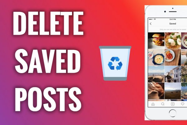 How to delete your saved posts on Instagram all at once