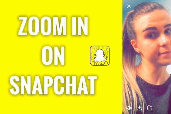 How to Zoom in on Snapchat