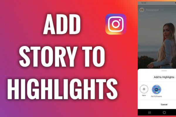 How to add an Instagram Story to Highlights
