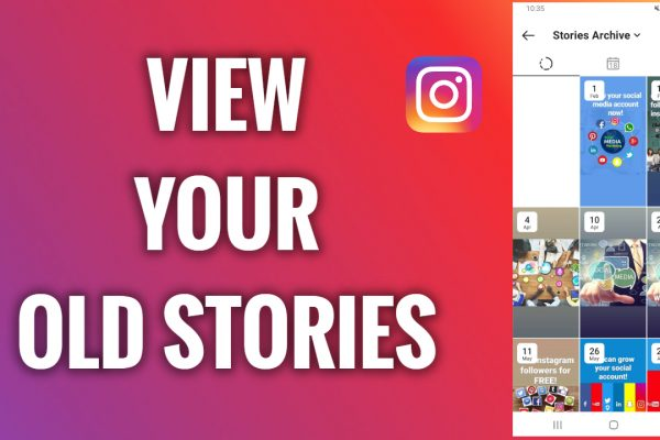 How to view your old Instagram Stories