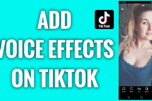 How to add voice effects on TikTok