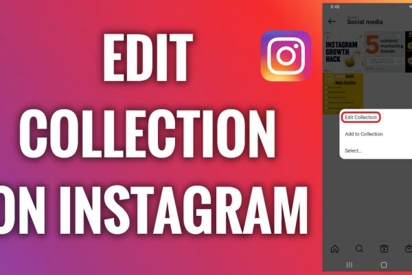How to edit a collection on Instagram