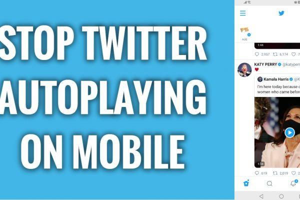 How to stop Twitter video autoplaying on mobile